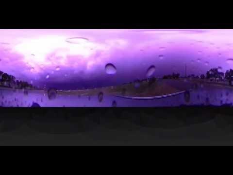 360 Cam Captures SK Lightning