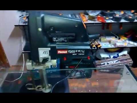 Обзор электролобзика Фиолент ПМ4 700Э которому 15 ЛЕТ!!!! - YouTube