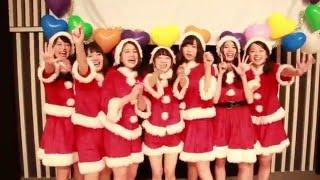 12月19日に行われたさんみゅ~クリスマスパーティー2015のライブの様子...