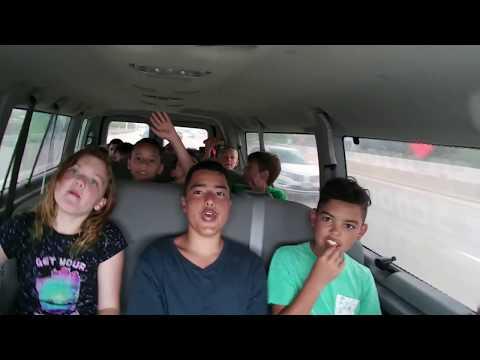Karate Carpool Karaoke with DNCE & Taylor Swift