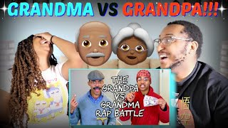 "Kyle Exum ""The Grandpa vs. Grandma Rap Battle"" REACTION!!!"