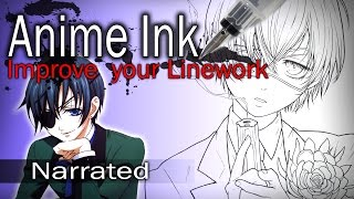 Ciel Phantomhive ~ Black Butler INKING (Narrated)
