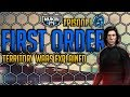 BURN THE FIRST ORDER DOWN | TERRITORY WARS EXPLAINED - EP I
