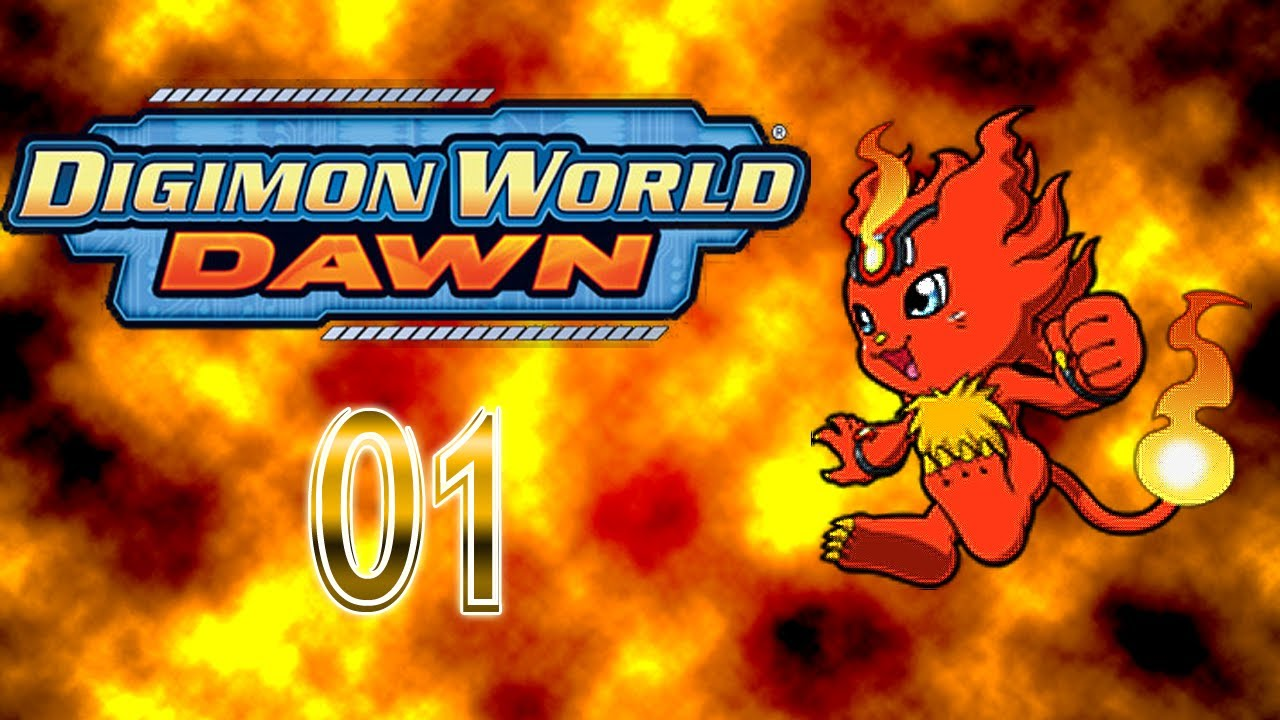 Digimon World Dawn and Dusk Review | Games Finder
