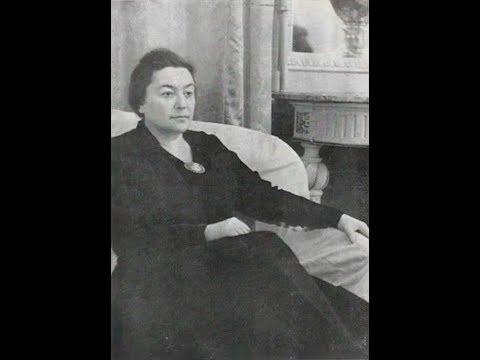 Maria Grinberg plays Schumann 3 Fantasiestücke, op. 111