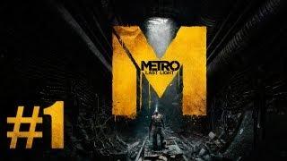 Метро Луч Надежды Metro Last Light - Прохождение 1