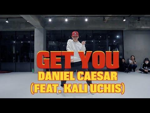 GET YOU - DANIEL CAESAR(FEAT. KALI UCHIS) / DORI CHOREOGRAPHY