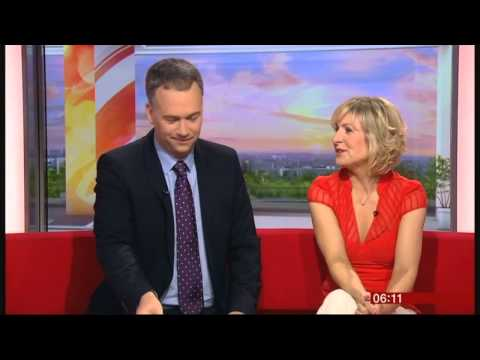 SIAN LLOYD:-: BBC Breakfast - 06 May 2013 - 2