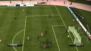 PS4 VS XBOX ONE [Fifa 13 - Black Ops 2 ] ITA