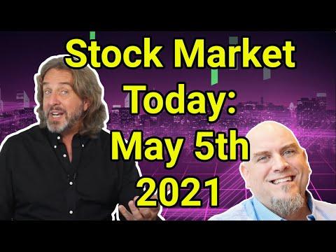 Stock Market Today | May 5, 2021