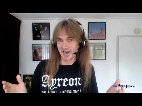 The Prog Space presents: Q&A with Ayreon's Arjen Lucassen