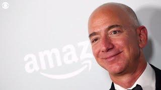 Jeff Bezos becomes world's richest person