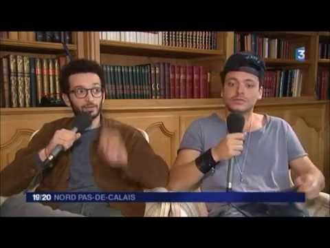 Interview Kev Adams et William Lebghil du 01/09/15 (Aladin)
