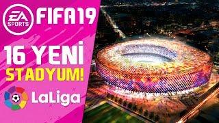16 Yenİ Stadyum // Fifa 19