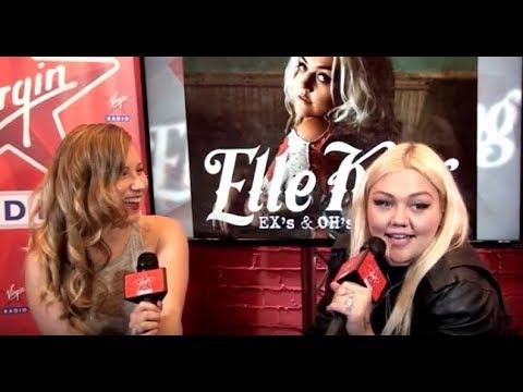 Tessa with Elle King