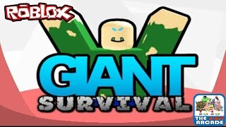 Roblox: Giant Survival - Survive And Slay All Types of Giants (Xbox One Gameplay, Playthrough)