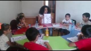 Урок чтения для учеников 1-2 класса. Разбор текста