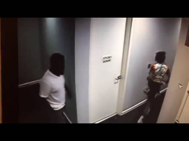 Famous Dex Caught On Camera Beating Up A Girl!!