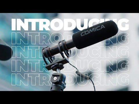 【New Release】Introducing Comica VM20, a Multi-Functional Super Cardioid Condenser Shotgun Microphone