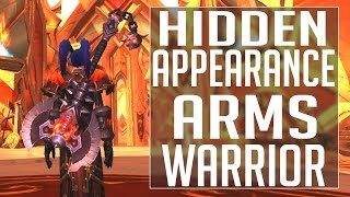 Hidden Artifact | Arms Warrior 🗡️