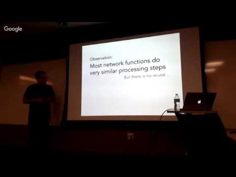 NetSeminar - Yotam Harchol ( VMware Research / Hebrew University )