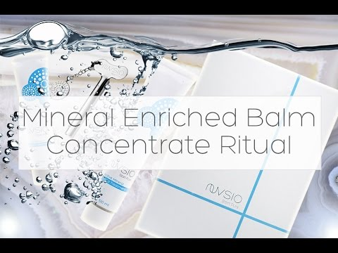 Mineral Enriched Balm Concentrate Ritual by NuVsio