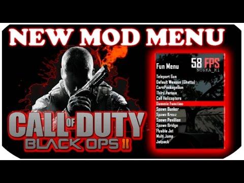 [NO JAILBREAK/JTAG] Black Ops 2 USB Mod Menu (Xbox/ps3/pc