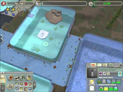 Zoo Tycoon 2: Marine Mania ! Arluq the Orca Part 2