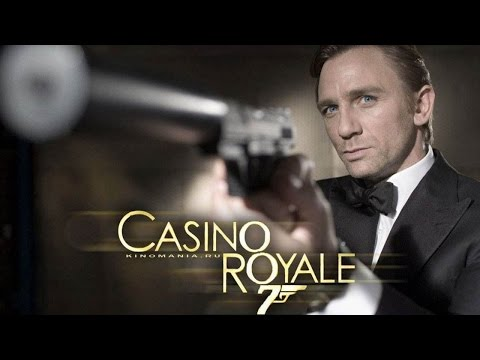 1 hour of Casino Royale theme song