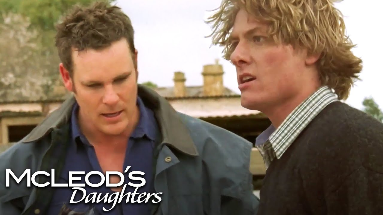 Download Alex & Nick Fight In Front Of Claire & Tess | McLeod's Daughters