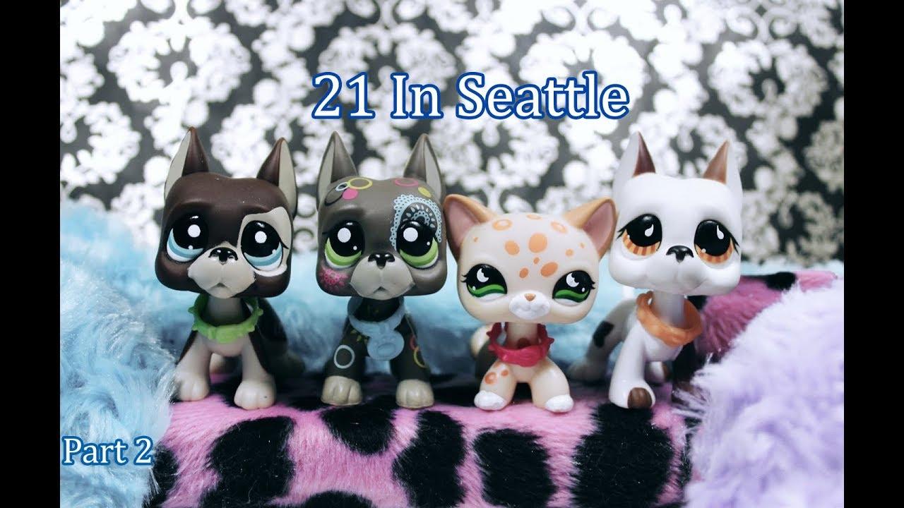 Littlest Pet Shop: 21 In Seattle (The Movie) - Part 2