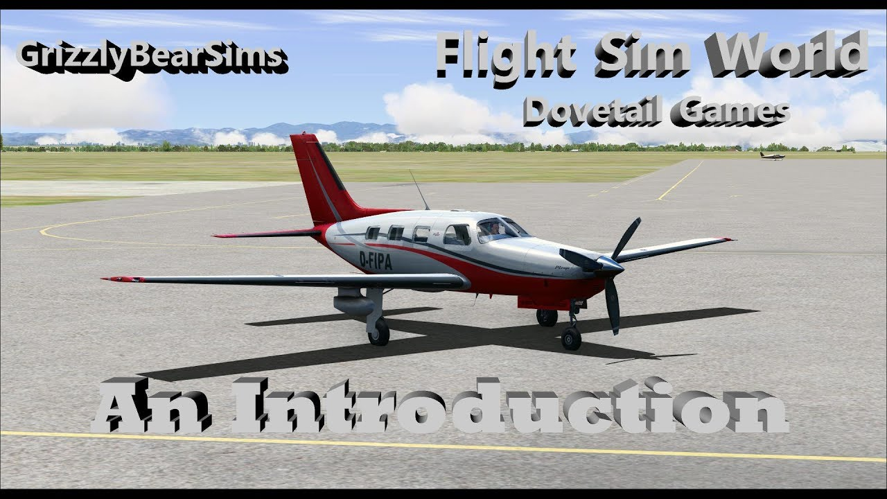 Flight Sim World by Dovetail Games - An Introduction