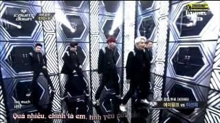 [Vietsub][140508]Overdose - EXO-K Live HD at M Countdown