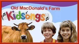 Kidsongs:  A Day At Old MacDonald s Farm