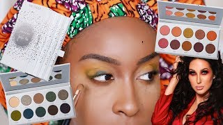 Jaclyn Hill x Morphe Vault: They Almost Had Me In the First Half Not Gonna Lie   Jackie Aina