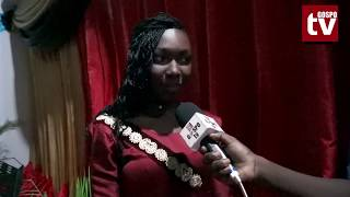 Kutana na Odesia Shusho,Mtoto wa Kwanza wa Christina Shusho,Ana Ndoto kama za mama yake