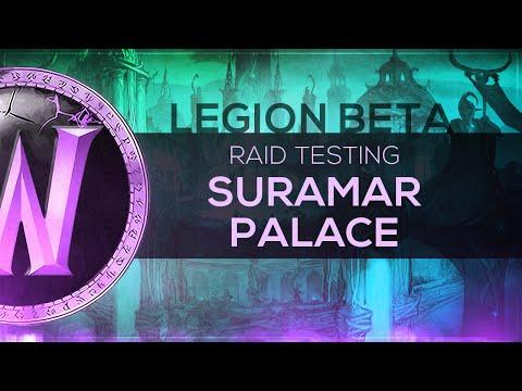 FinalBossTV - WoW LEGION Beta | Heroic Skorpyron [Suramar Palace]
