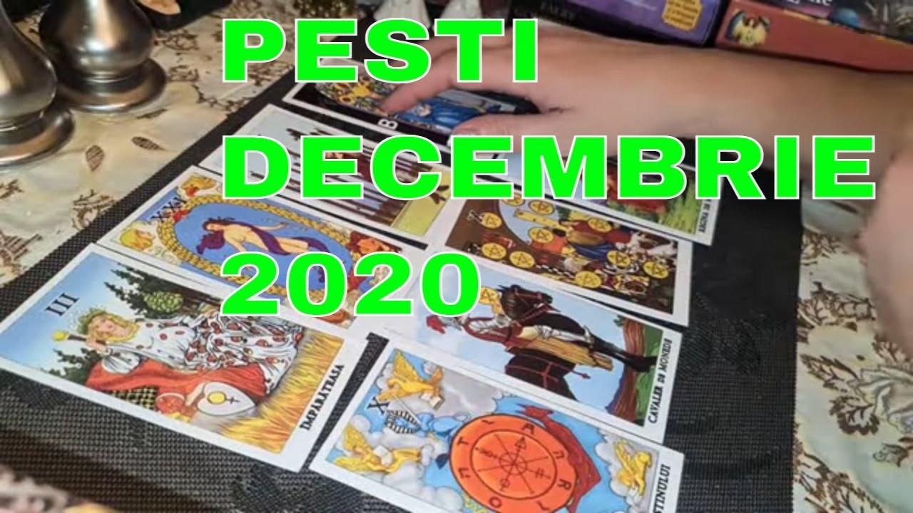 ♓ Zodia  Pesti / Luna DECEMBRIE 2020/Previziuni Tarot ♓