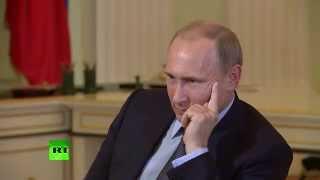 Владимир Путин: Только больной человек может представить, что Россия нападет на НАТО
