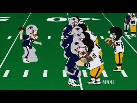 South Park - Tom Brady Crapping His Pants