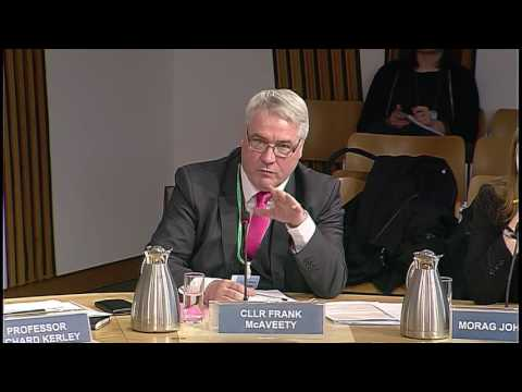 Local Government and Communities Committee - Scottish Parliament: 9th November 2016