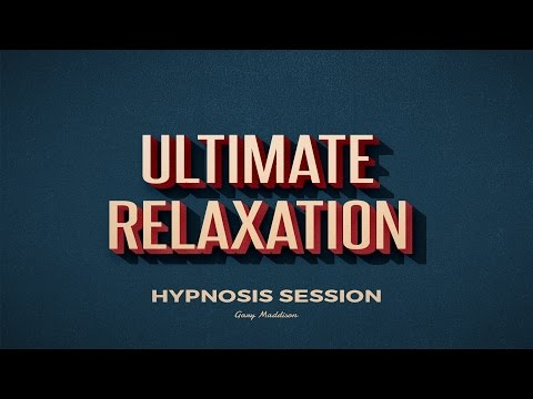 Ultimate Relaxation Self Hypnosis Session - Recorded Live