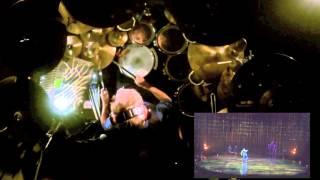 "Cirque Du Soleil's ""Varekai""'s Juggler Act (Drummer's Aerial)"
