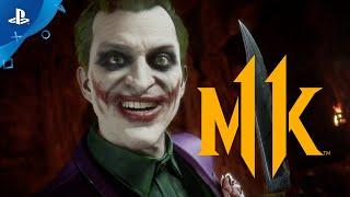 Mortal Kombat 11 | The Joker - Kombat Pack Trailer | PS4