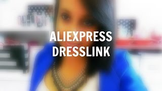 ► Dresslink & Aliexpress, qu