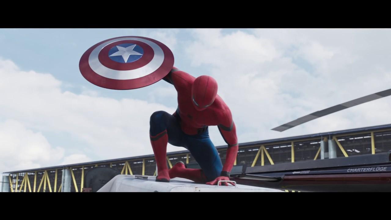 Spider-Man: Homecoming - polski zwiastun #1 [napisy]