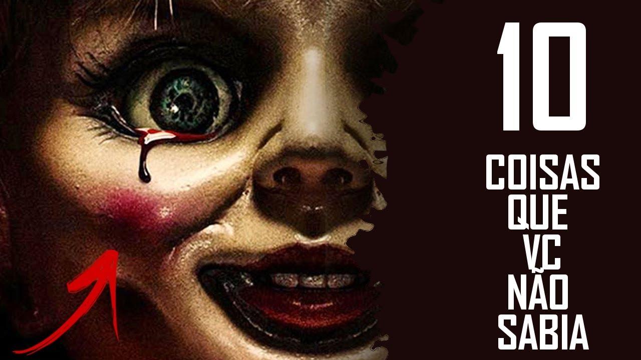 Filme O Dia Do Terror inside annabelle 2   10 curiosidades surpreendentes que você não sabia