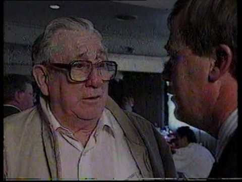 Captain Blood Jack Dyer 1993 Interview