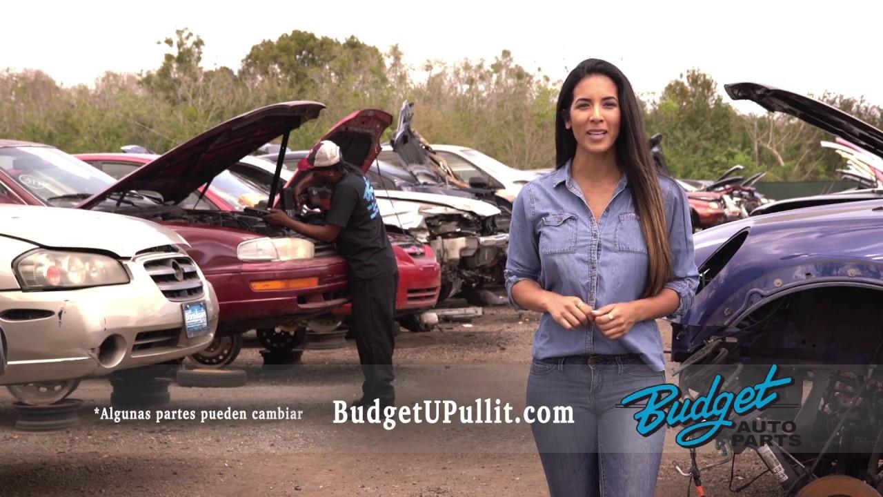 Budget U Pull It >> Budget U Pull It Spanish Youtube