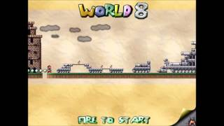 Super Mario 3: Mario Forever 2004 | World 8